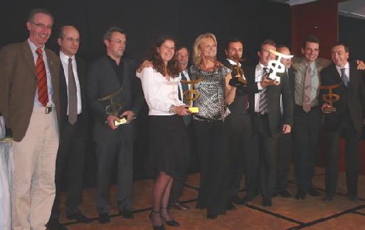 Les TO d'Or 2007 ont récompensé Marmara (meilleur TO et meilleur site btob), Fram (meilleur partenaire), Kuoni (meilleur service commercial), Austral Lagons (meilleur service de réservation) et Jet Tours (meilleur service après-vente).