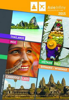 Travel&Co : la brochure Asie Infiny en agences mi-juin