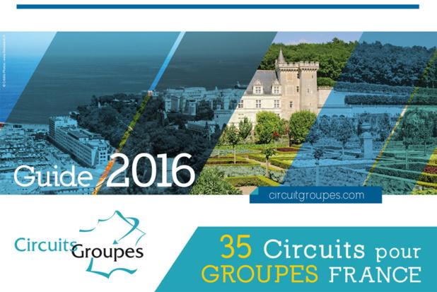Circuitgroupes : 5 nouveaux circuits clés en main dans la brochure 2016