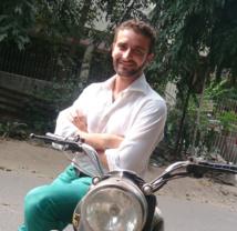 Baptiste Frérot, DG de Planet Ride - DR : Planet Ride