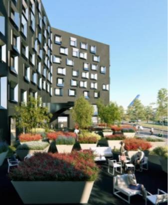 Vinci Immobilier et Melia vont développer un nouvel hôtel à Paris CDG