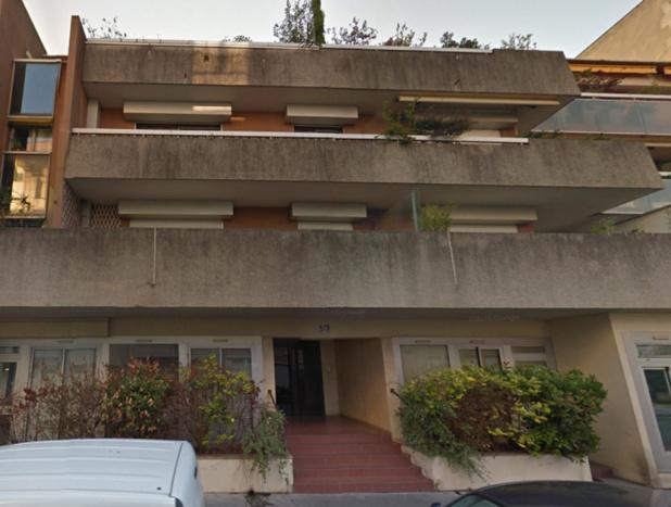 L'appartement détenu par la S.C.I. Jules Simon est situé au premier étage du 1 rue Jules Simon, à Boulogne-Billancourt - DR : Google Street View