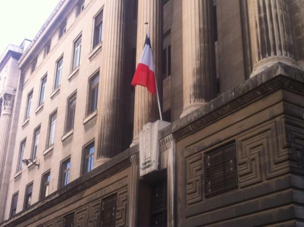 Tribunal de commerce de Marseille - Photo CE