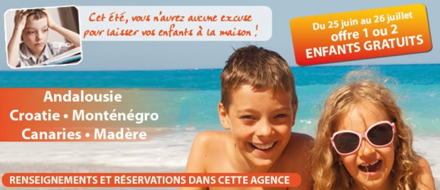 Top of Travel invite les enfants - DR : Top of Travel