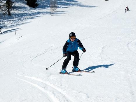 La neige a mis longtemps à tomber en station cet Hiver - DR : © wjarek - Fotolia.com