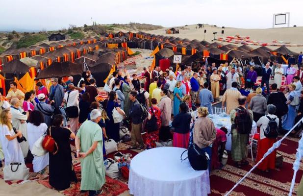 Ce «troisième volet» de Congrès Cediv, qui se tient actuellement à Essaouira, au Maroc, se veut un peu la synthèse des deux précédents : comment «vivre ensemble» et établir des relations, sinon amicales, du moins économiques, afin que chacun puisse vivre... et gagner ? - Capture d'écran