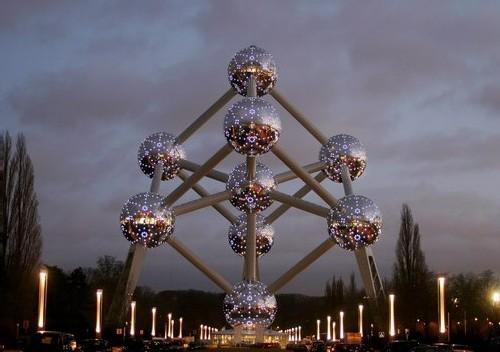 L'Atomium aujourd'hui