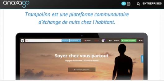 Trampolinn lance sa campagne de crowfunding sur Anaxago - DR : Trampolinn