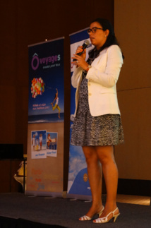 Samia Benslimane, directrice des opérations de Thalasso n°1 - DR : J-B.H.