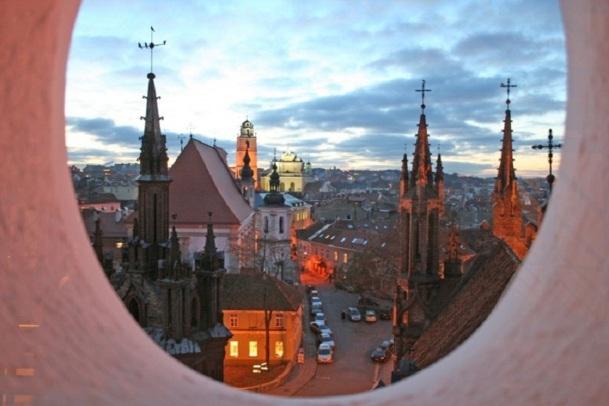 La Lituanie aimerait devenir une destination de courts-séjours pour les Français. © Vilnius Tourist Information Centre & Convention Bureau