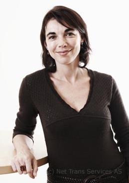 Laurence Andorka Fouquet, directrice des Ventes France de Net Trans