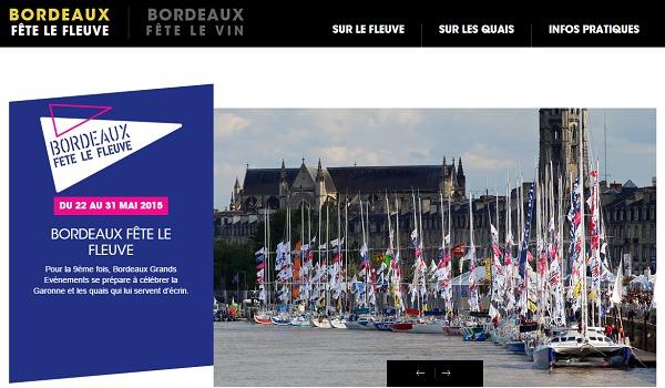 En 2015, Bordeaux Fête le Fleuve a fait le plein de visiteurs - Capture d'écran