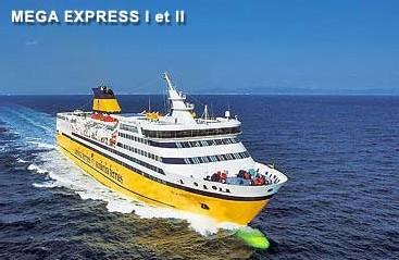 Corsica ferries nouveau bateau et nouvelles lignes bastia italie et sardaigne - Bateau bastia nice ...