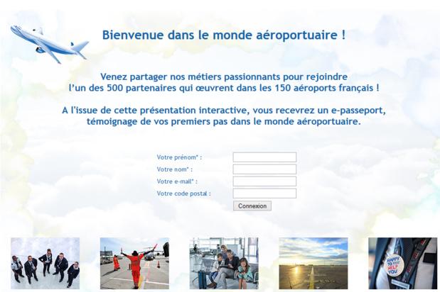 UAF : outil en ligne de sensibilisation à l'accueil des passagers aériens