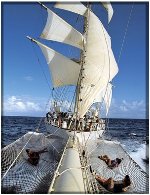 Le Star Clipper sera basé à Phuket pour l'Hiver 2016/2017 - Photo : Star Clippers