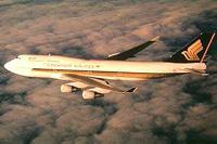 Singapore Airlines défie Air France
