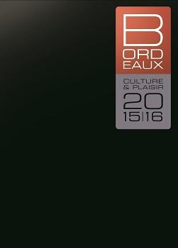 Couverture de l'édition 2015/2016 de Bordeaux Code - DR : Bordeaux Code