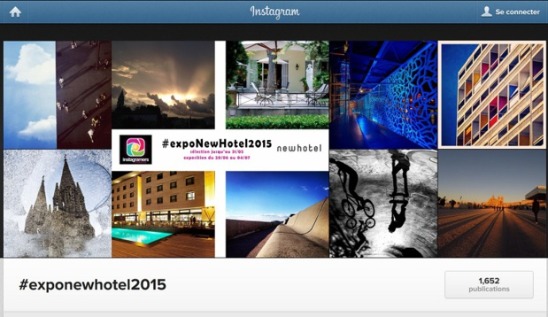 Une exposition photo Instagram sera inaugurée le 20 juin au New Hotel of Marseille jusqu'au 4 juillet prochain. ©New Hotel