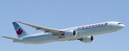 Malgré une hausse de son trafic, le coefficient d'occupation d'Air Canada recule en mai 2015 - Photo : Air Canada