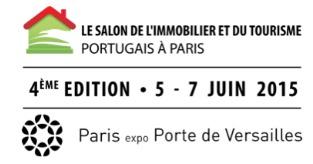 Paris : 150 exposants pour le Salon de l'immobilier et du Tourisme portugais
