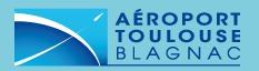 Toulouse-Blagnac : +2,3 % de passagers en mai 2015