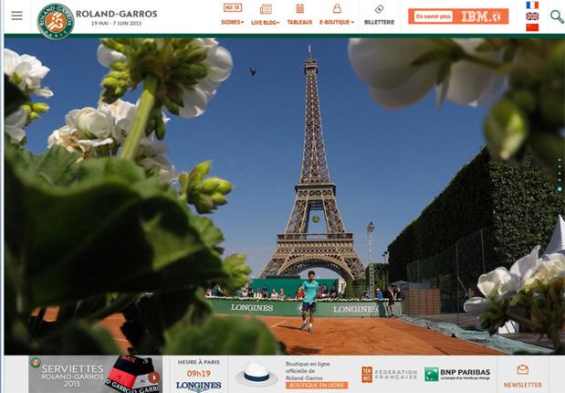 Ouvert en 2003, le Musée de la Fédération Française de Tennis s'articule autour de son exposition permanente dédiée à la conservation et à la promotion du patrimoine touristique à laquelle s'ajoute des expositions temporaires. - DR Capture écran