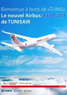 Tunisair réceptionne son nouvel  A330-200