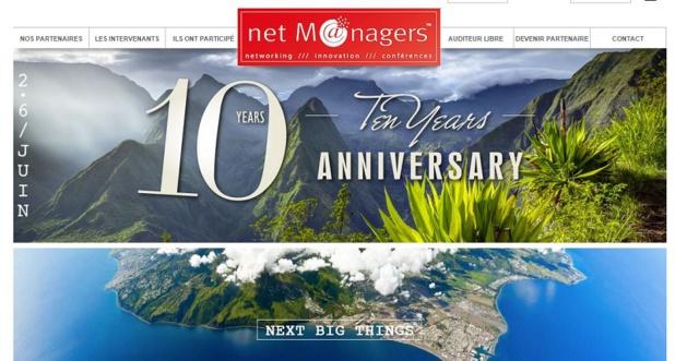 (c)capture d'écran Net Managers