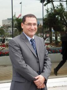 Abdellatif Hamam est Directeur général de l'ONTT depuis fin mars 2015 - Photo ONTT