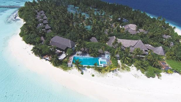 L'Outrigger Konotta Maldives Resort ouvrira ses portes le 1er août 2015, sur l'île de Konotta - DR : Outrigger Hotels and Resorts
