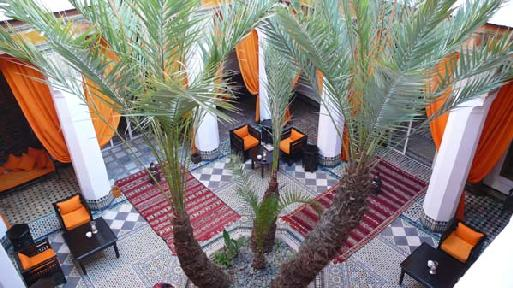 Le Riad Si Said, l'un des cinq riads Angsana inaugurés ce week-end.