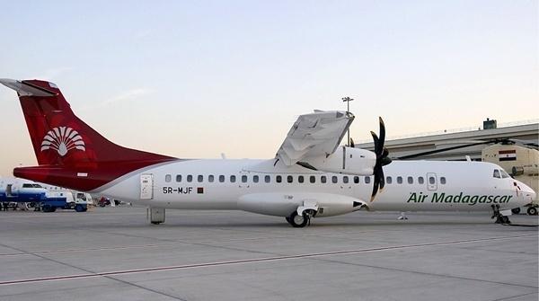 Les avions d'Air Madagascar devraient rester cloués au sol ce lundi 15 juin 2015 - DR : Air Madagascar