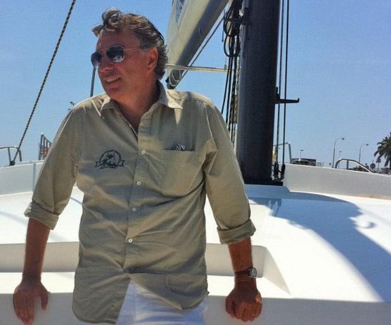 Patrick Gaudfrin relance un site dédié à la vente de croisières sur Internet. Il actuellement en phase de recrutement - Photo PG