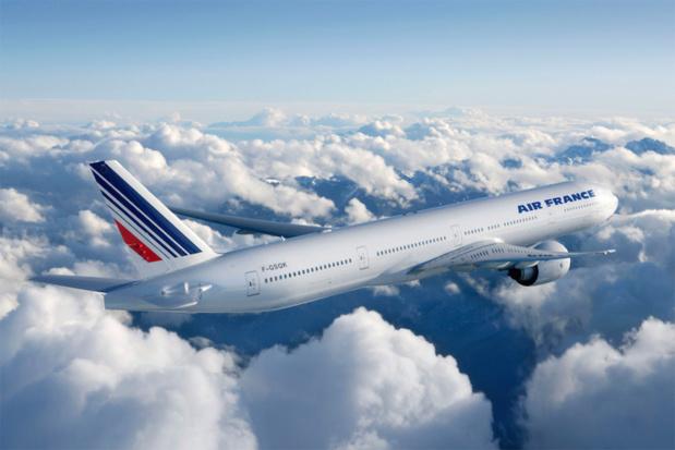 Le torchon brûle entre la Direction d'Air France et ses pilotes - Photo : Air France