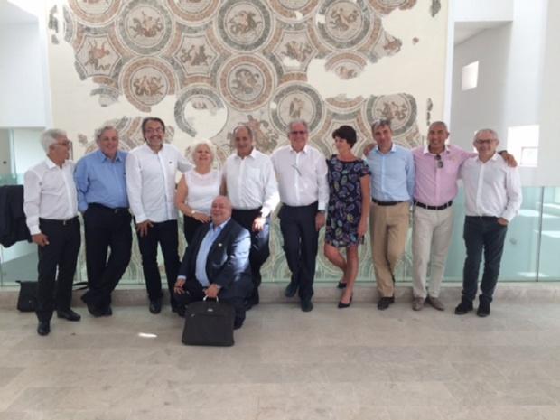 Les professionnels français du tourisme étaient à Tunis lundi 15 juin 2015 pour y rencontrer la ministre du Tourisme - Photo D.G.