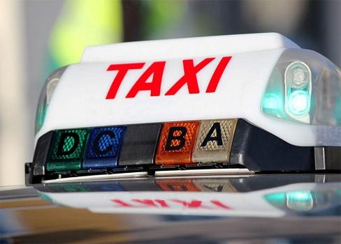 Les taxis protestent contre la nouvelle réglementation VTC - Photo DR