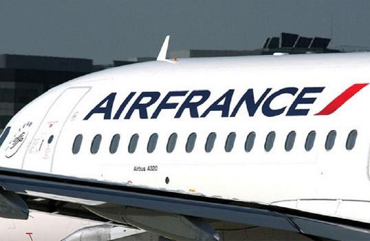 Air France salue l'initiative de l'aéroport de Nice-Côte d'Azur - Photo : Air France