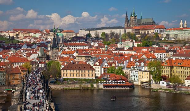 2/4 - Prague, une ville au charme magique