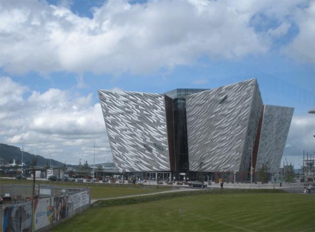 Titanic Belfast Experience à Belfast - Photo DR