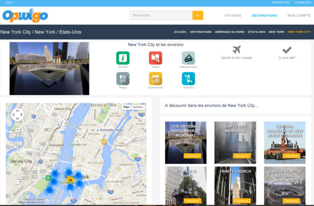 Opwigo, a new promising startup. DR-site Opwigo.