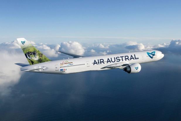 Air Austral est dans le vert pour la deuxième année de rang - DR : Air Austral
