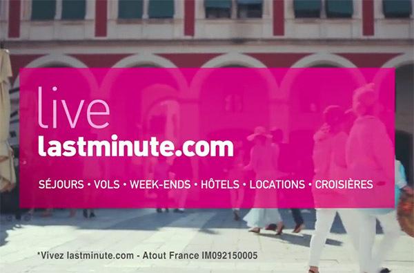 lastminute.com lance une campagne paneuropéenne