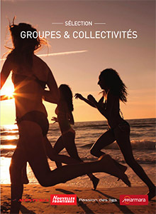 TUI France édite une brochure Groupes commune à toutes ses marques