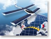 ERAOLE : projet d'avion hybride biocarburant et photovoltaïque