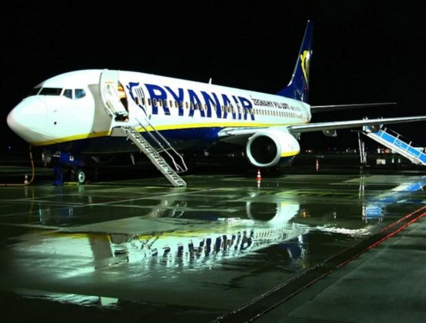 """""""L'aéroport de Vatry aurait versé quand même quelque 2 millions d'euros à Ryanair annuellement… depuis 2010 ! Juste pour permettre à cette dernière de voler !"""" - DR : Ryanair"""