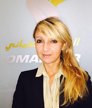 Oman Air : Alessandra Pilia nommée attachée commerciale