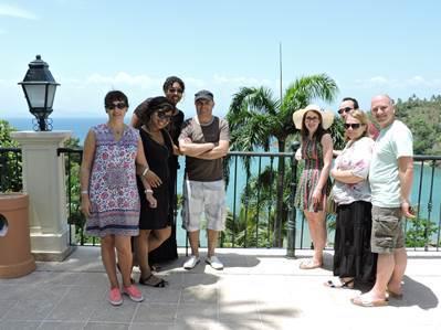 Les agents de voyages invités par Passion des Îles ont découvert la République Dominicaine - Photo : Passion des Îles