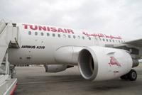Des vols de Tunisair ont été annulés en raison de l'absence d'une quinzaine de pilotes de la compagnie aérienne samedi 20 juin 2015 - Photo : Tunisair