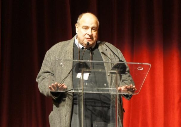 A. Adler, lors du Congrès Selectour Afat en 2013. Il sera l'invité mercredi du Visit USA Committee France - Photo CE