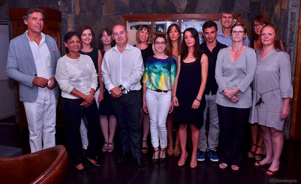 Austral Lagons : 11 agents de voyages à l'Ile Maurice